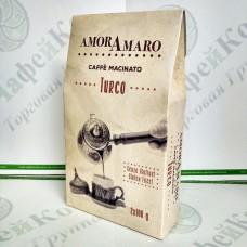 Кофе AmorAmaro Turco Турко 2*100г 70%араб./30%роб. мол. (18)