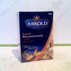 Чай Аскольд Высокогорный 100г черн. (30)