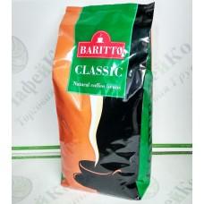 Кава Baritto Classic Класик 1кг 15% араб. / 85% роб. (10)