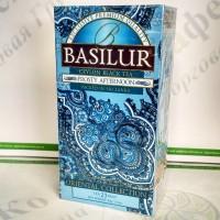 Чай Basilur Морозний день (Східна колекція) чорн. 25*2г