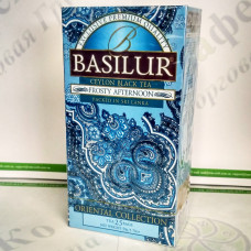 Tea Basilur Frosty day (Eastern collection) black 25*2g