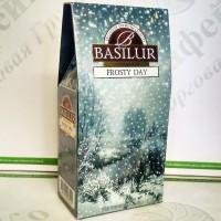 Чай Basilur Морозный день (Подарочная коллекция) черн. 100г