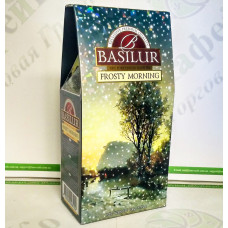 Чай Basilur Морозний ранок (Подарункова колекція) чорн. 100г