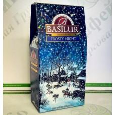 Чай Basilur Морозна ніч (Подарункова колекція) чорн. 100г