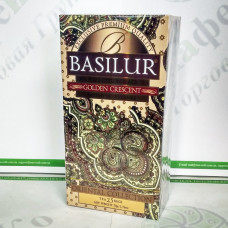 Tea Basilur Golden Month (Eastern collection) black 25*2g