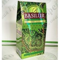 Чай Basilur Зелена долина (Східна колекція) зел. 100г