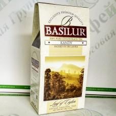 Чай Basilur Канді (Лист Цейлону) чорн. 100г