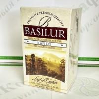 Чай Basilur Канді (Лист Цейлону) чорн. 20*г