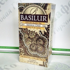 Tea Basilur Masala tea (Eastern collection) black 25*2g