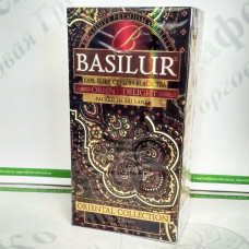 Tea Basilur Orient Delight (Eastern collection) black 25*2g