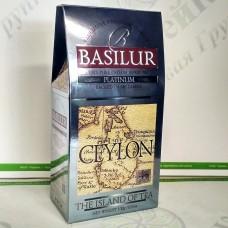 Чай Basilur Платинум (Острів Цейлон) чорн. 100г