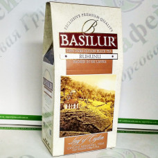 Чай Basilur Рухуна (Лист Цейлону) чорн. 100г