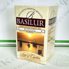 Tea Basilur Ruhunu (Leaf of Ceylon) black 20*2g