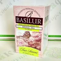 Чай Basilur Весняний (Чотири сезони) зел. 20*1,5г