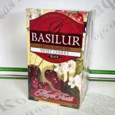 Чай Basilur Черешня (Магічні фрукти) чорн. 20*2г
