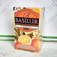Чай Basilur Мандарин (Магічні фрукти) чорн. 20*2г