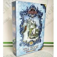Чай Basilur Winter Book Том 1 (Чайная книга) 75г