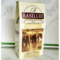 Чай Basilur Ува (Лист Цейлону) чорн. 100г