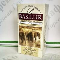 Чай Basilur Ува (Лист Цейлону) чорн. 25*2г