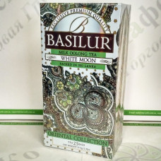 Tea Basilur White month (Oriental Collection) green 25*1.5g