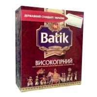 Чай Батік Високогірний 100*1,5г чорн. (12)