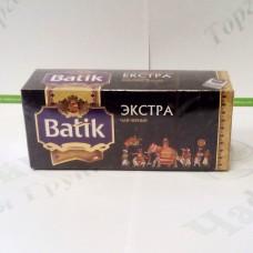 Tea Batik Extra 25*2g black. (32)
