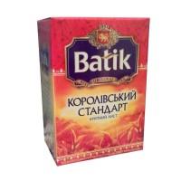 Чай Батик Королевский стандарт 85г черн. (24)
