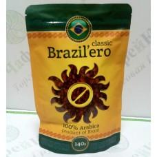 Кофе Brazil'ero Classic Классик сублимированный 140г (15)