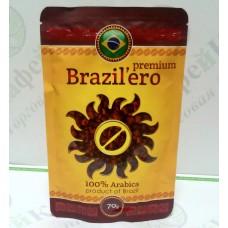Кофе Brazil'ero Premium Премиум сублимированный 70г (25)