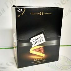 Кава Carte Noire розчинна 26 * 2г
