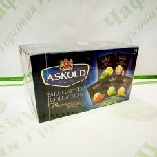 Tea Askold Earl Grey Assorti 25*g black+green