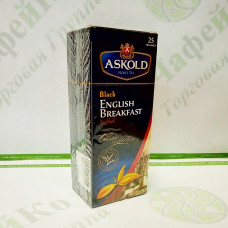 Чай Аскольд English Breakfast Английский завтрак 25*2г