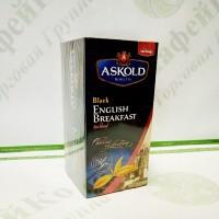 Чай Аскольд English Breakfast Англійський сніданок 40*2г