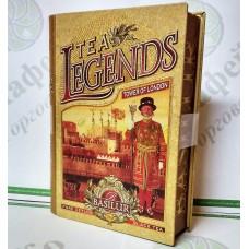Чай Basilur Книга Вежа Лондона (Чайні Легенди) чорний 100г (6)