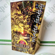 Tea Basilur Winter Dream (Winter Fantasy) black 85g (6)