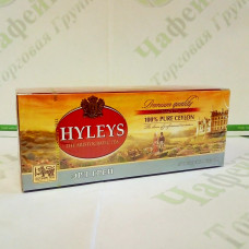 Чай Хейліс Ерл Грей чорн. 2г * 25шт. (36)