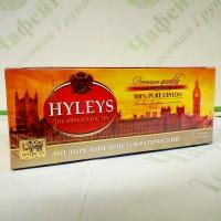 Чай Хейліс Англійський аристократичний чорн. 2г * 25шт. (36)