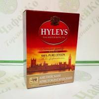 Чай Хейліс Англійський аристократичний OPA чорн. 100г (20)