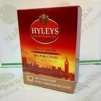 Чай Хейліс Англійський аристократичний OPA чорн. 250г (12)