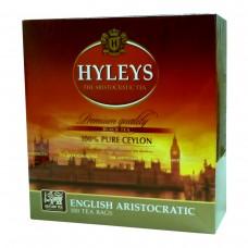 Чай Хейліс Англійський Аристократичний чорн. 2г*100шт. (12)