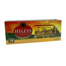 Чай Хэйлис Английский завтрак черн. 1,5г*20шт. (24)