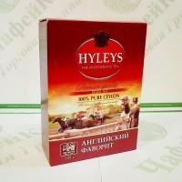 Чай Хейліс Англійський фаворит чорн. 100г (48)