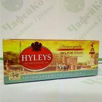 Чай Хейліс Англійський Королівський купаж чорн. 2г * 25шт. (36)