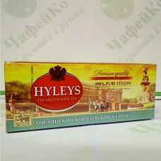 Tea Hyleys English royal blend black 2g * 25pcs. (36)