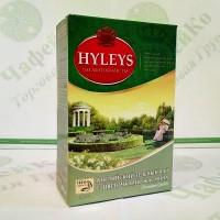 Чай Хейліс Англійський зелений з жасмином 100г (24)