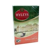 Чай Хэйлис Плод страсти зел. 100г (54)