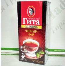 Чай Принцеса ГІТА чорн. 25 * 2г