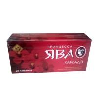 Чай Принцеса Ява Каркаде 25 * 1,5г