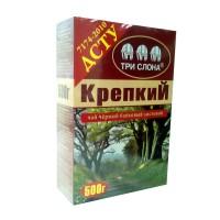 Чай Три слона Міцний чорн. 500г (11)