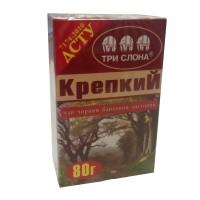 Чай Три слона Міцний чорн. 80г (54)